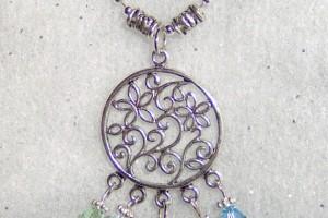 Jewelry , 7 Nice Birthstone Necklaces For Grandma : Grandmothers Birthstone Necklace