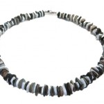 Horn Bead Necklace , 6 Stunning Puka Shell Necklace For Men In Jewelry Category