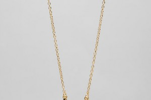 Jewelry , 8 Nice Carrie Bradshaw Horseshoe Necklace : Horseshoe Necklace in Gold