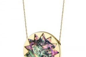 500x667px 8 Lovely House Of Harlow Abalone Necklace Picture in Jewelry