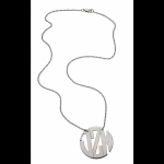 Initial Monogram Necklace , 8 Beautiful Monogram Necklace Jennifer Zeuner In Jewelry Category