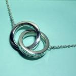 Interlocking Circles Necklace Pendant , 6 Stunning Tiffany Interlocking Circles Necklace In Jewelry Category
