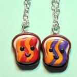 Jelly Goober Best Friend , 8 Outstanding Peanut Butter And Jelly Necklaces In Jewelry Category