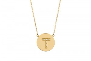 Jewelry , 9 Good Jennifer Meyer Initial Necklace : Jennifer Meyer Initial Pendant