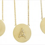 Jennifer Meyer necklaces , 9 Good Jennifer Meyer Initial Necklace In Jewelry Category