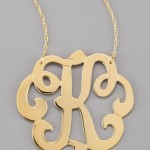 Jennifer Zeuner Swirly Initial Necklace , 8 Stunning Jennifer Zeuner Large Swirly Initial Necklace In Jewelry Category