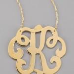 Jennifer Zeuner Swirly Initial Necklace , 8 Stunning Jennifer Zeuner Large Swirly Initial Necklace In Jewelry Category