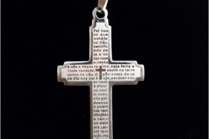 618x659px 7 Beautiful Lords Prayer Necklace Picture in Jewelry