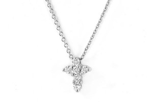 600x600px 7 Awesome Roberto Coin Cross Necklace Picture in Jewelry