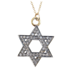 Jewish Star Diamond Necklace , 8 Popular Diamond Jewish Star Necklace In Jewelry Category