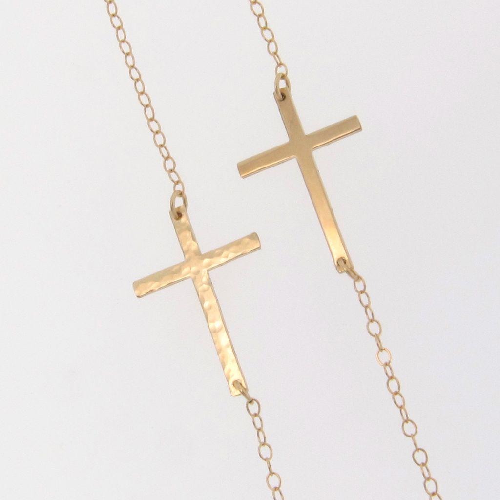8 Stunning Kelly Ripa Cross Necklace in Jewelry