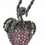LaneStrawberry Pendant , 8 Wonderful Kenneth Jay Lane Strawberry Necklace In Jewelry Category