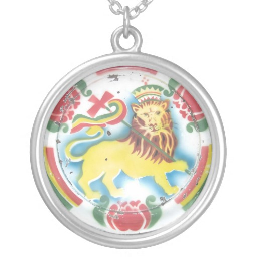 8 Good Lion Of Judah Necklace in Jewelry