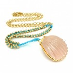 Little Mermaid Clam Shell , 8 Charming Ariel Shell Necklace In Jewelry Category