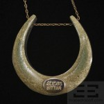 Lucite Horseshoe Pendant , 6 Good Alexis Bittar Horseshoe Necklace In Jewelry Category
