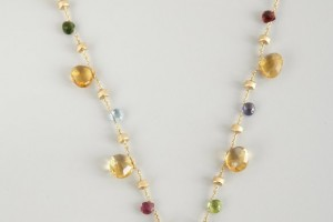Jewelry , 7 Charming Marco Bicego Paradise Necklace : Marco Bicego