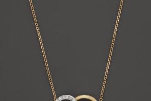 Jewelry , 8 Lovely Marco Bicego Jaipur Necklace : Marco Bicego Diamond Jaipur Link Pendant