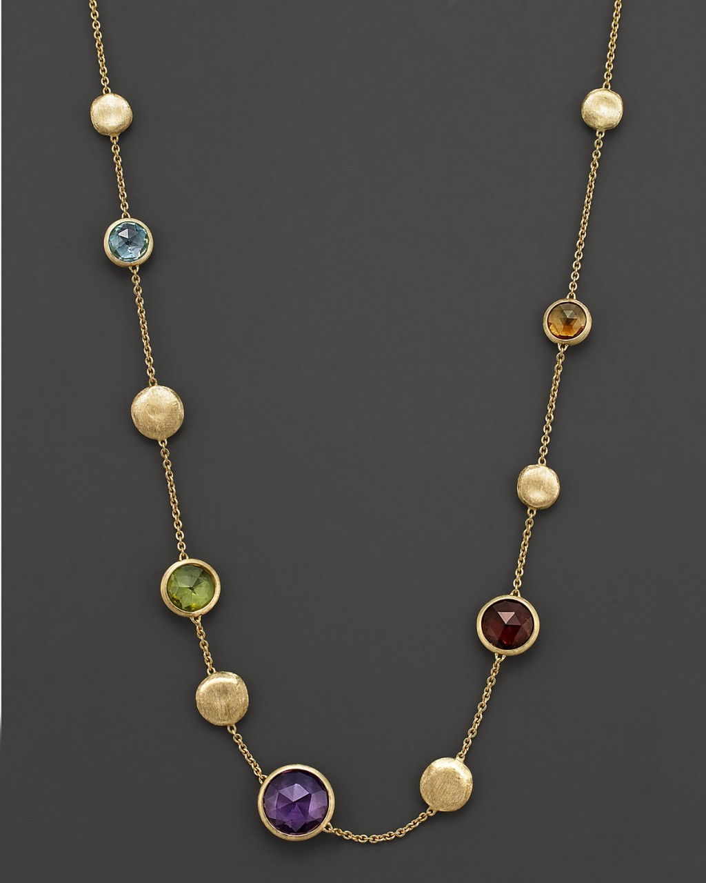 8 Lovely Marco Bicego Jaipur Necklace in Jewelry