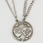 Mizpah necklace , 7 Beautiful Mizpah Necklace In Jewelry Category