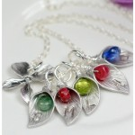Mom or Grandma Pendant , 7 Nice Birthstone Necklaces For Grandma In Jewelry Category