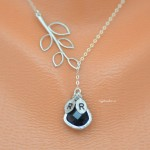 Monogram Initial Necklace , 8 Fabulous Initial Necklaces For Moms In Jewelry Category