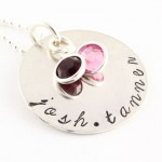 Mother's Birthstone Necklace , 8 Charming Birthstone Necklaces For Mothers In Jewelry Category