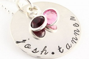 Jewelry , 8 Charming Birthstone Necklaces For Mothers : Mother's Birthstone Necklace