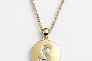 Jewelry , 8 Awesome Nadri Initial Necklace : Nadri Boxed Initial Pendant Necklace