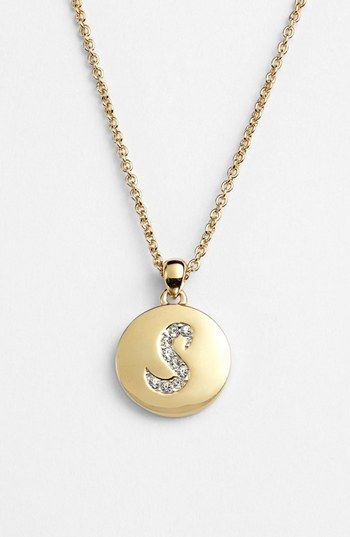 Nadri boxed initial pendant necklace 8 awesome nadri initial large 350 x 537 aloadofball Image collections