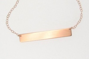 Jewelry , 8 Good 14K Nameplate Necklace : Nameplate Necklace