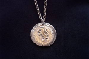 Jewelry , 8 Good Lion Of Judah Necklace : Necklace