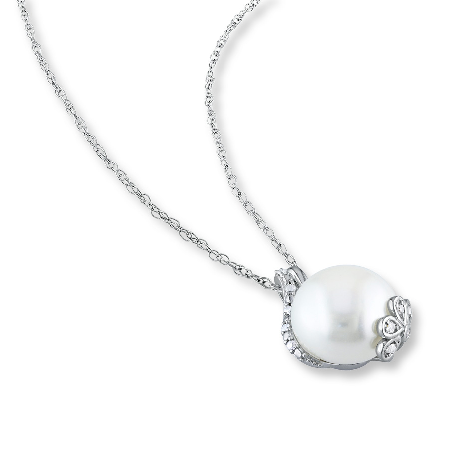 Kay Jewelers Pearl Necklace: Necklace Ballerinas Pendant : 8 Stunning Kay Jewelers