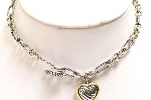 Jewelry , 7 Gorgeous David Yurman Heart Necklace : Necklace David Yurman