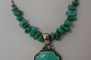 Jewelry , 8 Popular Barse Turquoise Necklace : Necklace David Yurman