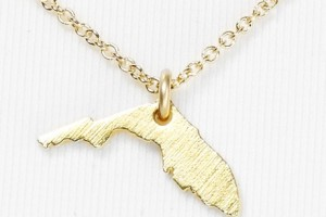 Jewelry , 7 Stunning Dogeared State Necklaces : Necklaces Dogeared