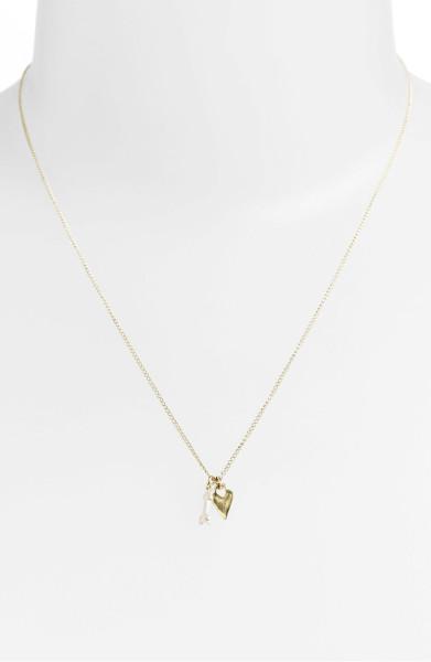 6 Nice Dogeared Arrow Necklace in Jewelry