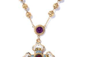 Jewelry , 8 Lovely Dolce And Gabbana Rosary Necklace : Necklaces Dolce