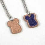 Necklaces Peanut Butter , 8 Outstanding Peanut Butter And Jelly Necklaces In Jewelry Category