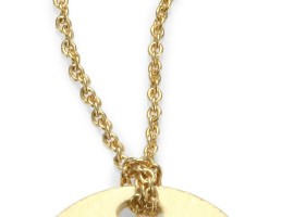 Jewelry , 7 Charming Roberto Coin Initial Necklace : Necklaces Roberto Coin Necklaces