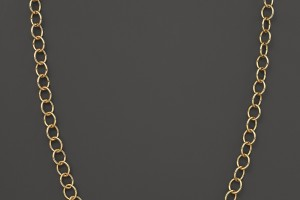 Jewelry , 9 Georgeous Temple St Clair Necklace : Oval Chain Necklace