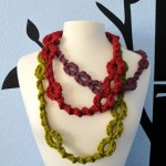 Oversized Tatted Necklace , 8 Nice Tatted Necklace Pattern In Jewelry Category