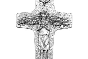 600x600px 8 Good Papal Crucifix Necklace Picture in Jewelry