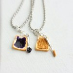 Peanut butter necklaces , 8 Outstanding Peanut Butter And Jelly Necklaces In Jewelry Category