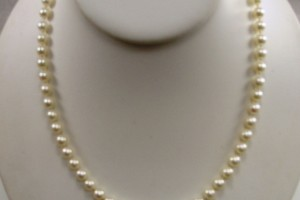 Jewelry , 8 Lovely Mikimoto Pearl Necklace Value : Pearl Necklace