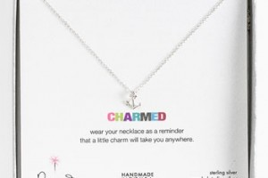 350x537px 6 Top Dogeared Anchor Necklace Picture in Jewelry
