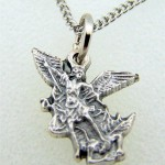 Pendant with Diamond , 6 Gorgeous Archangel Michael Necklace In Jewelry Category