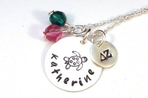 Jewelry , 8 Good Delta Zeta Necklace : Personalized Delta Zeta Turtle