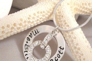 Jewelry , 8 Charming Initial Necklace For Moms : Personalized Jewelry