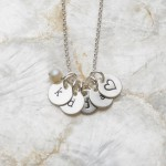Personalized Necklaces , 8 Fabulous Initial Necklaces For Moms In Jewelry Category