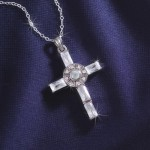 Prayer Cross Necklace , 7 Beautiful Lords Prayer Necklace In Jewelry Category